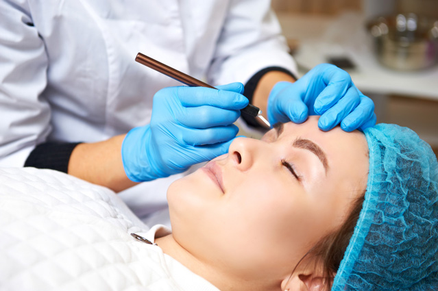 Risks involved in Microblading and Permanent Makeup